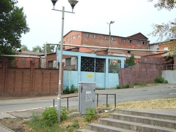 Фабрика Евдокимова. Первый  хлебозавод в Ижевске.