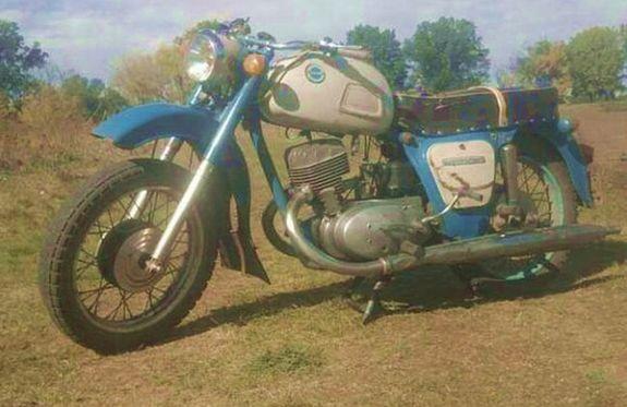 Фотография мотоцикла Иж-Планета-3.
