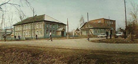 Село Дебесы. УР