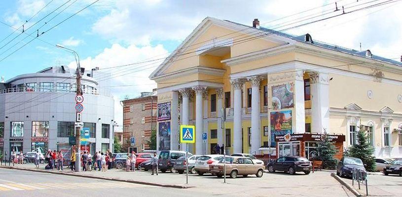 Кинотеатр Дружба. Ижевск. 2017 год.