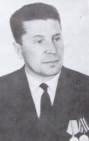 Сержант Рогалев Б.А. - наводчик орудия 174-го ОИПТД.