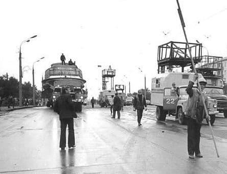Теплоход Москва-117 в Ижевске.