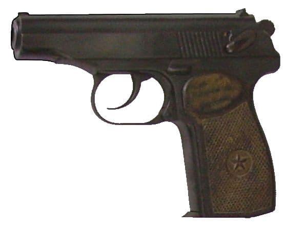 Пистолет Макарова (пм).  Ижевск