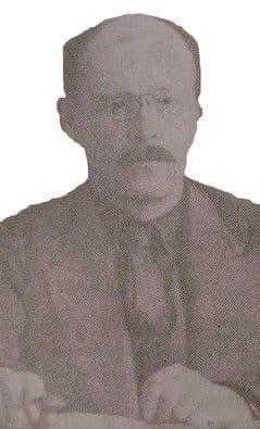 Наговицын  Иосиф Алексеевич