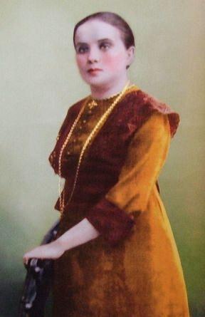 Петрова Анна Васильевна, жена Петрова В.И.