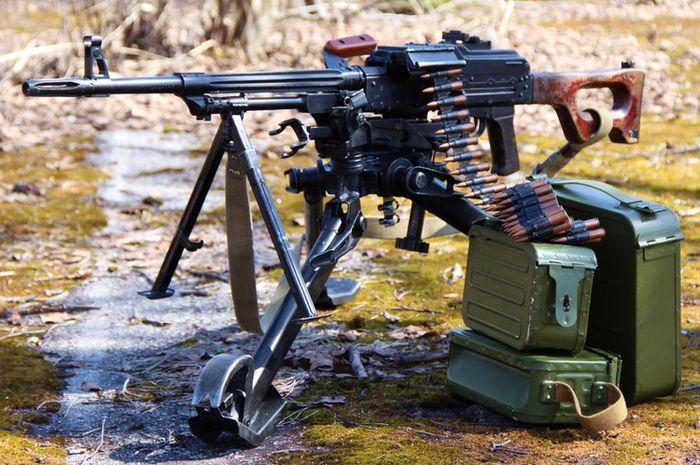 7,62-мм пулемёт ПКП «Печенег»