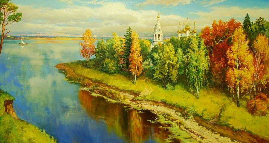 Художник НИКОНОВ Денис Владимирович